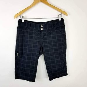 Columbia Omni-Shade Plaid Walking Shorts